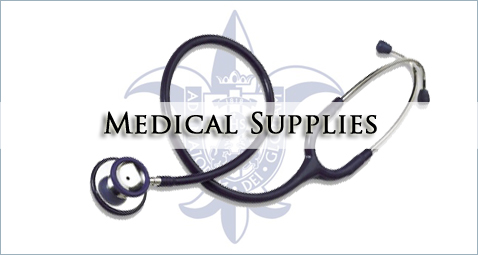 Slumc Medical Supplies